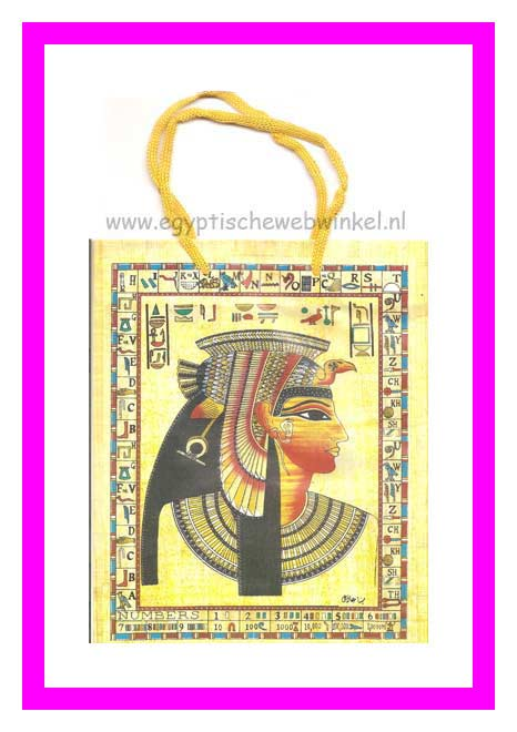 Cleopatra gift bags